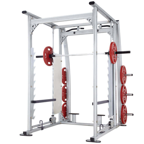 Steelflex M3DSM Mega Power 3D Smith Machine 3D View