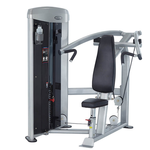 Image of Steelflex MSP-800 Mega Power Shoulder Press 3D View