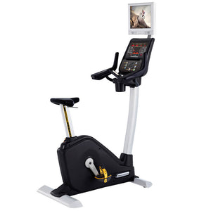 Steelflex PB10 Upright Bike 3D View