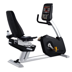 Steelflex PR10 Recumbent Bike 3D View