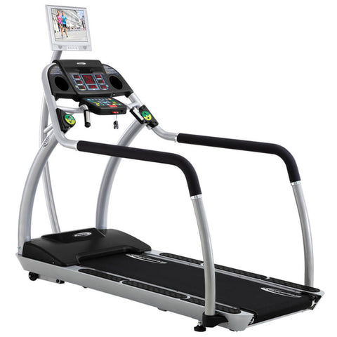 Steelflex PT10 Commercial Treadmill 3D View