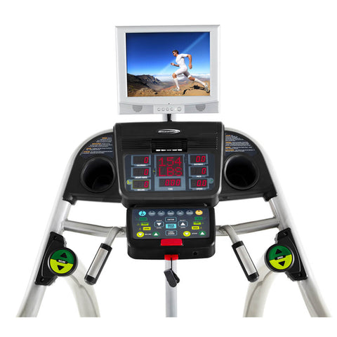 Image of Steelflex PT10 Commercial Treadmill Display
