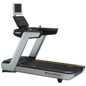 Steelflex PT20 Commercial Treadmill Back Side View