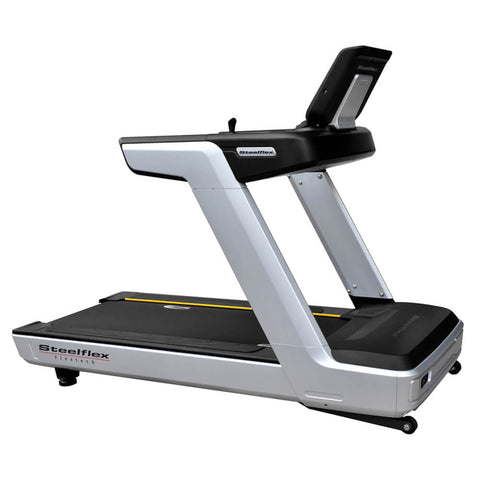 Steelflex PT20 Commercial Treadmill Front Side View