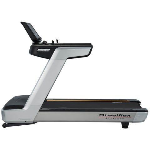 Image of Steelflex PT20 Commercial Treadmill Side View