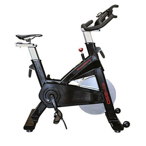 Steelflex SF850 Indoor Cycle Side View