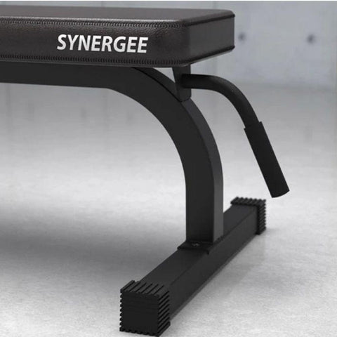 Image of Synergee Flat Bench Easy To Assemble
