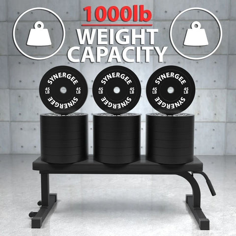 Image of Synergee Flat Bench Weight Capacity