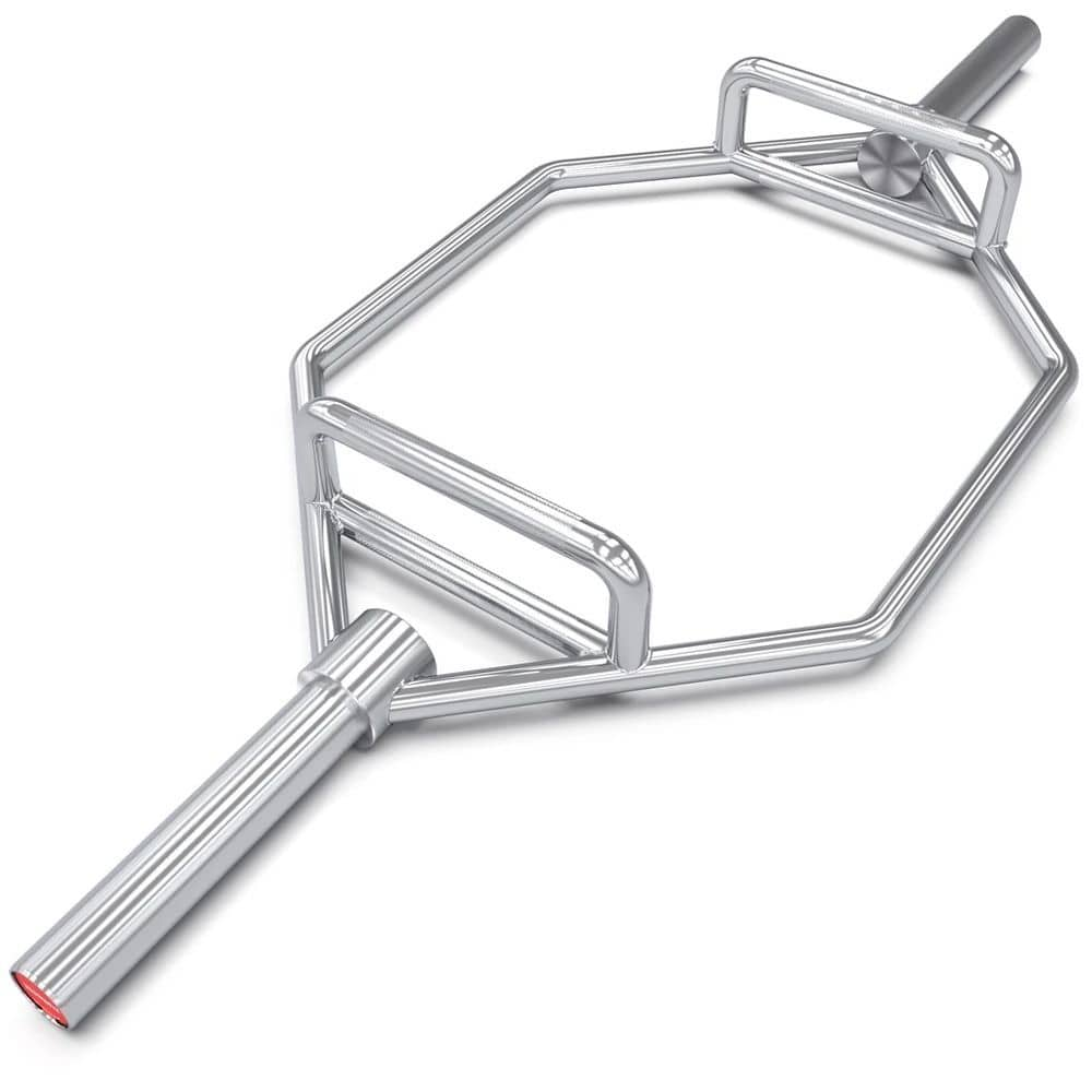 Synergee Hex Trap Bar 25 Kg Chrome