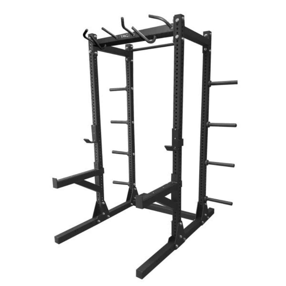 TAG Fitness Power 1_2 Rack 3D View