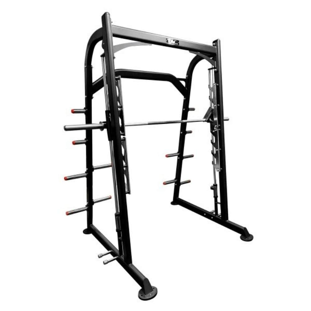 TAG Fitness Smith Machine 3D View