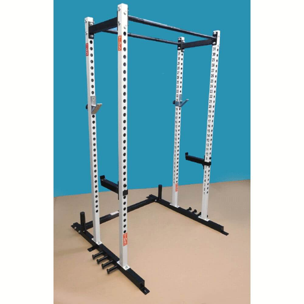 TDS-92685 Power Squat Cage 3D View
