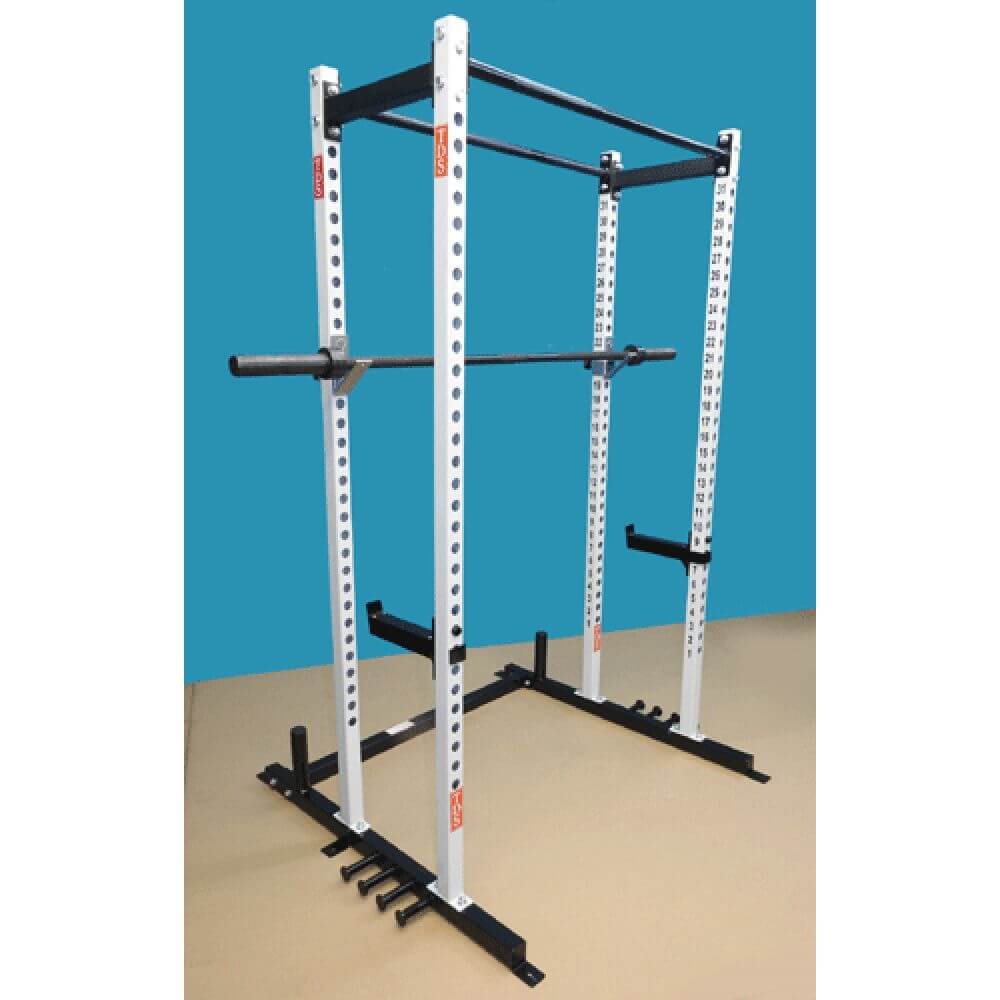 TDS-92685 Power Squat Cage Front Side View