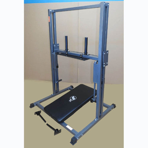 Image of TDS C-92070-O Premier Vertical Leg Press 3D View