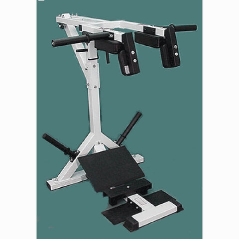 Image of TDS C-PRO91305-W Calf & Squat System 3D View