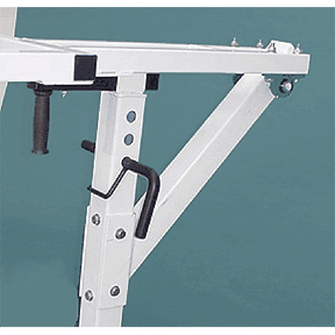 Image of TDS C-PRO91305-W Calf & Squat System Side View