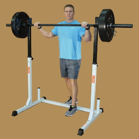 TDS H-93132 Squat Rack With Weights