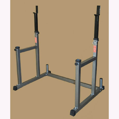 Image of TDS H-93135 Squat & Bench Press Rack 3D View
