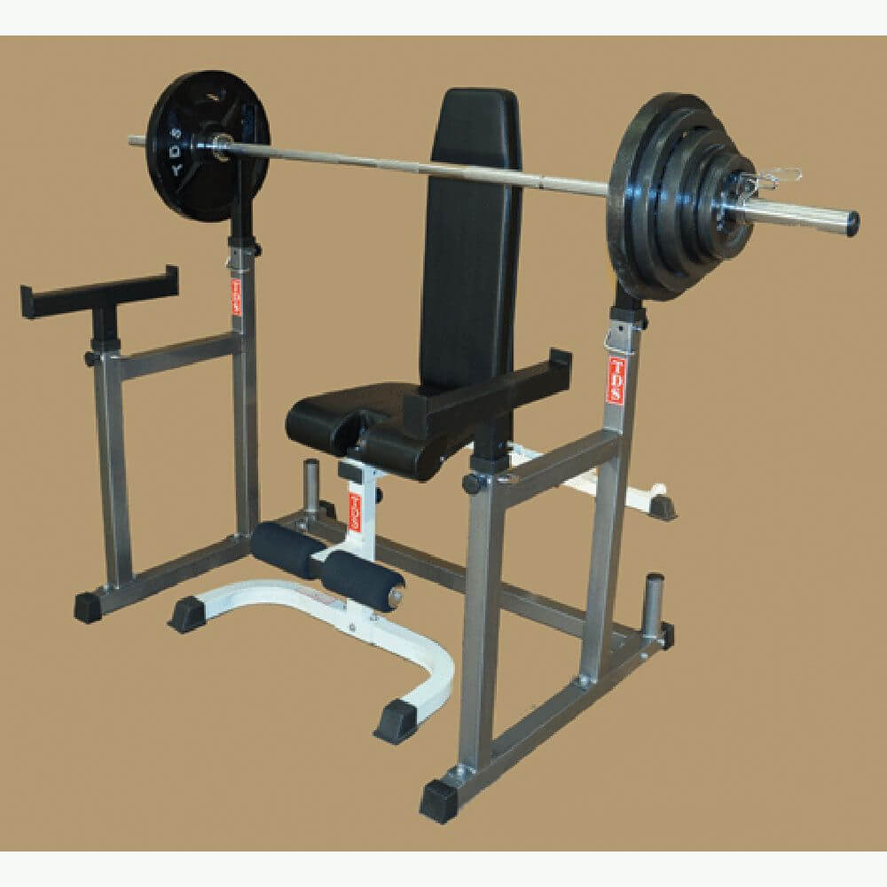 TDS H-93135 Squat & Bench Press Rack Ninety Degree