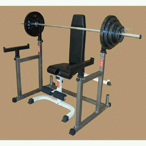 Image of TDS H-93135 Squat & Bench Press Rack Ninety Degree