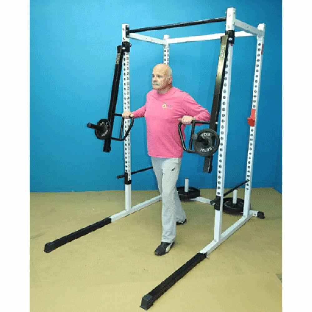 TDS Push Pull Thruster Attachment Chest Press 2