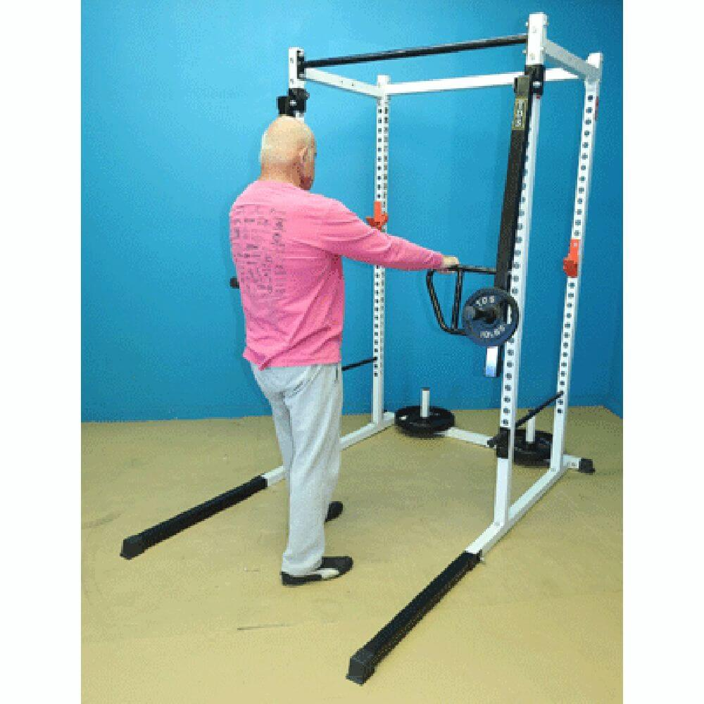 TDS Push Pull Thruster Attachment Standing Row 2