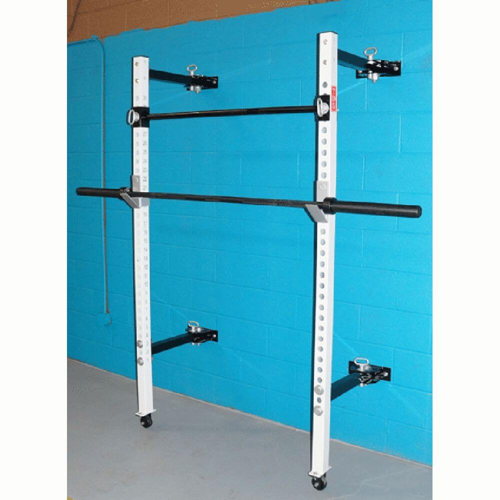 TDS TDS-67500 Wall Mount Folding Half Rack 3D View