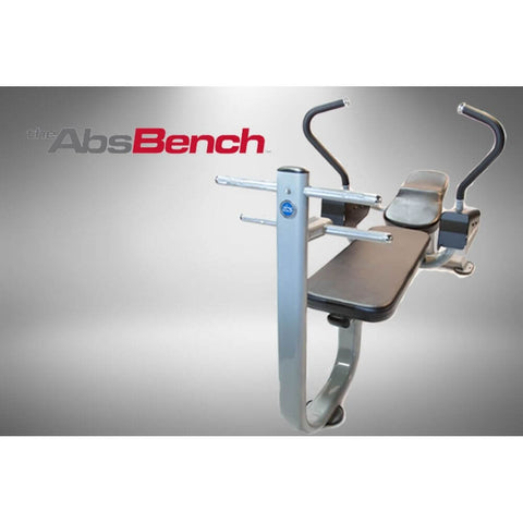 The Abs Company Abs Bench Front View