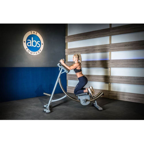 The Abs Company CS3000 Abcoaster Female Bended Knee