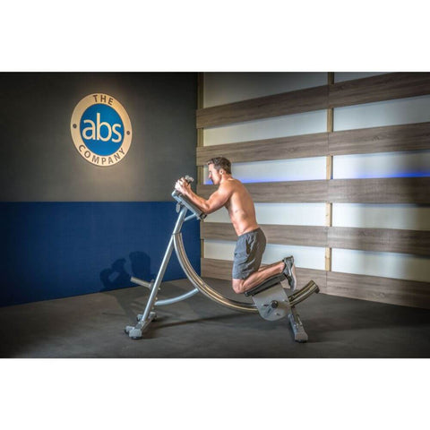 The Abs Company CS3000 Abcoaster Men Knee Bend
