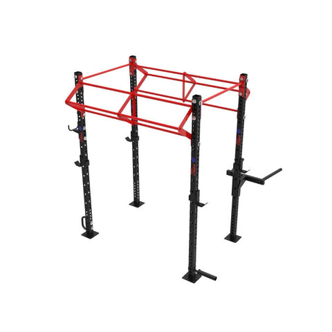 The Abs Company SGT 4 Small Group Training Compact Cage Top Front Side View