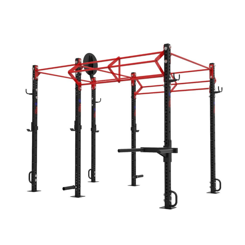 The Abs Company SGT 10 Small Group Training Multi Function Cage 3D View