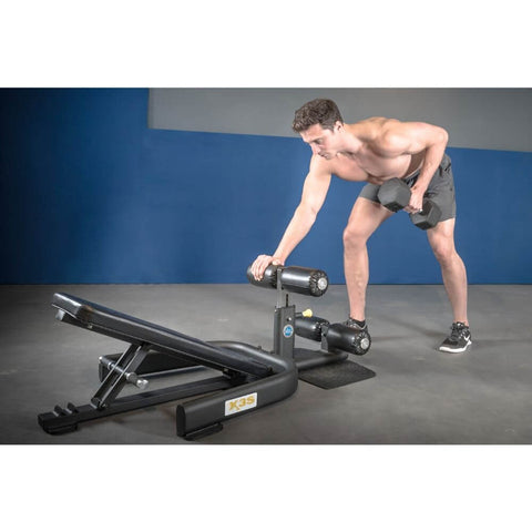 The Abs Company X3S Pro Bicep Training