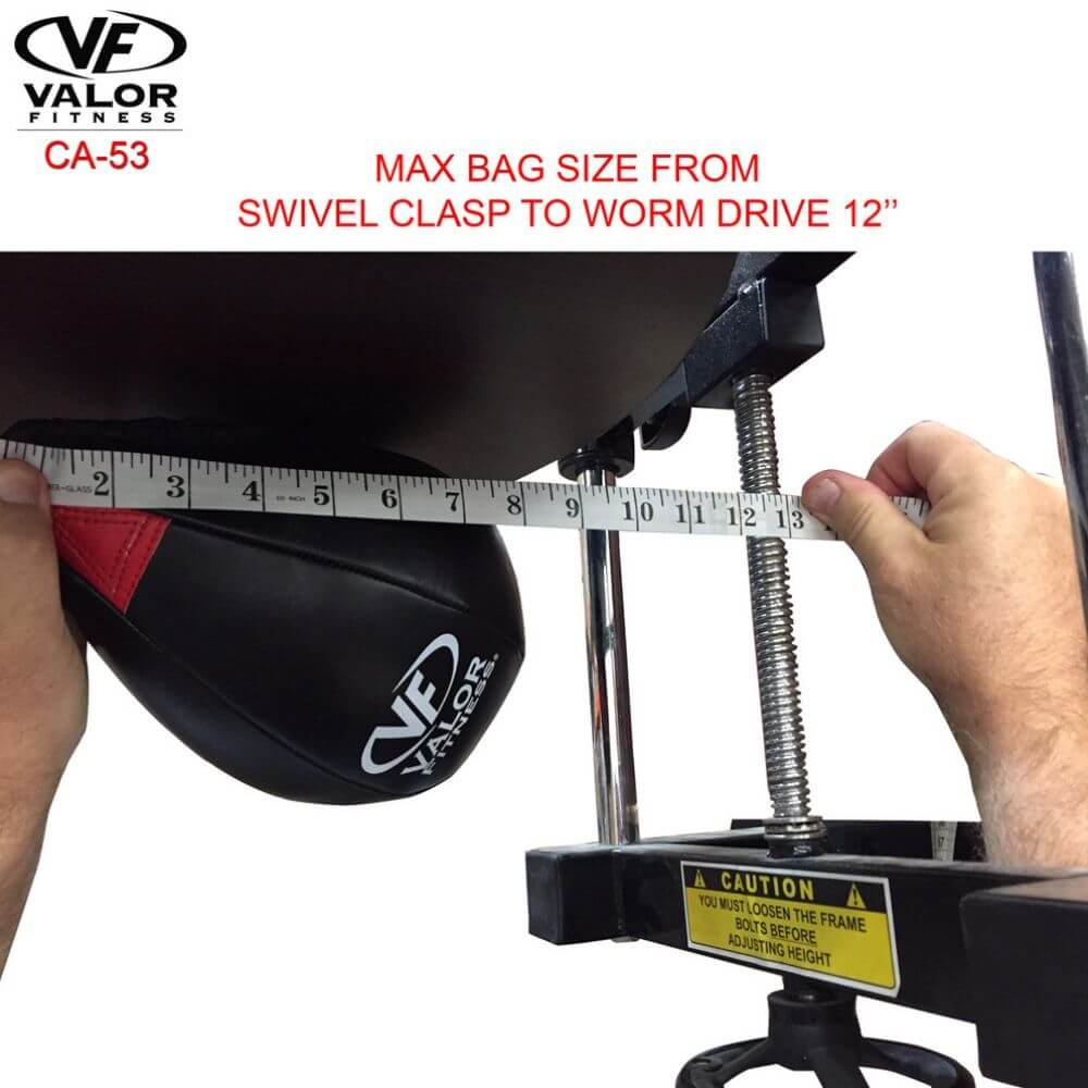 Valor Fitness 2_ Speed Bag Platform CA-53 Max Size