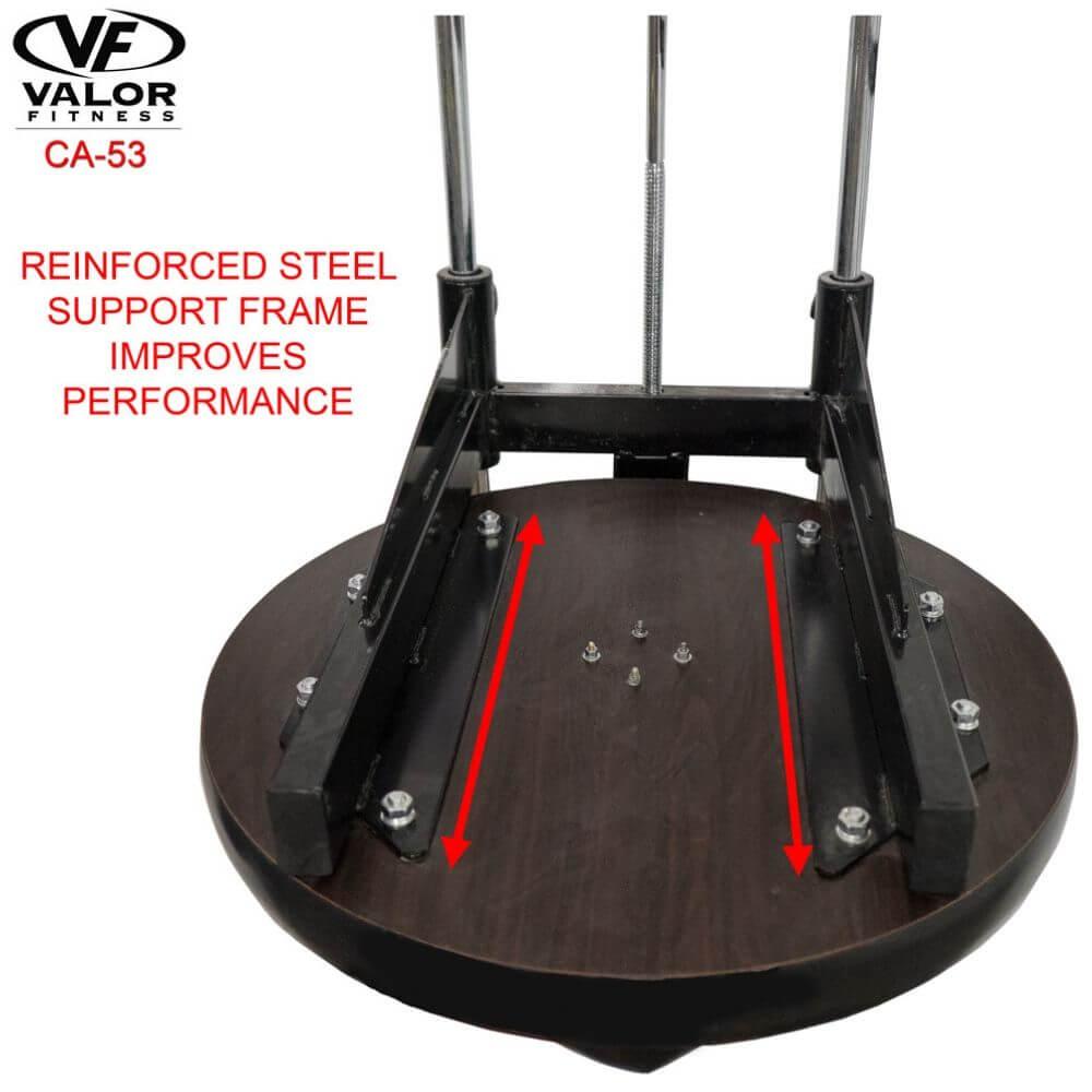 Valor Fitness 2_ Speed Bag Platform CA-53 Steel Support