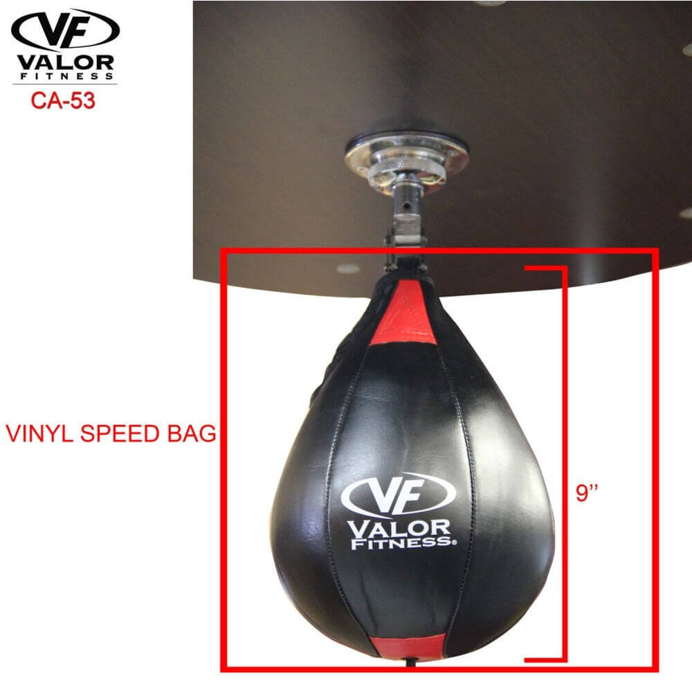 Valor Fitness 2_ Speed Bag Platform CA-53 Vinyl Speed Bag