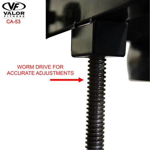 Image of Valor Fitness 2_ Speed Bag Platform CA-53 Worm Drive Adjustment