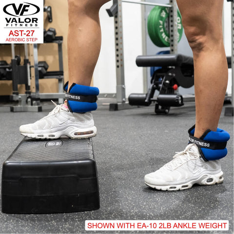Image of Valor Fitness AST-27 Aerobic Step Ankle Weight Close Up