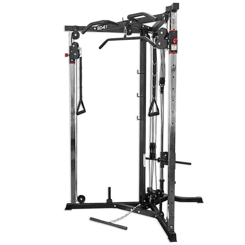 Valor Fitness BD-61 Cable Crossover Station 3D View