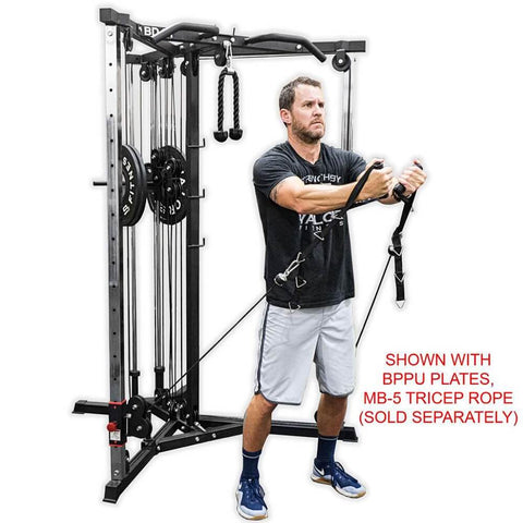 Valor Fitness BD-61 Cable Crossover Station Pulling