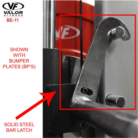 Valor Fitness BE-11 Smith Machine Bar Latch
