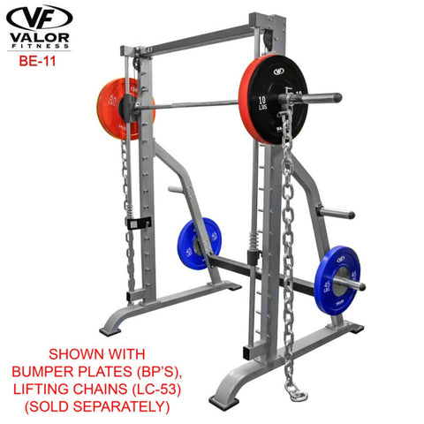Valor Fitness BE-11 Smith Machine Lifting Chains