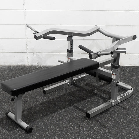 Valor Fitness BF-47 Independent Level Bench 3D View
