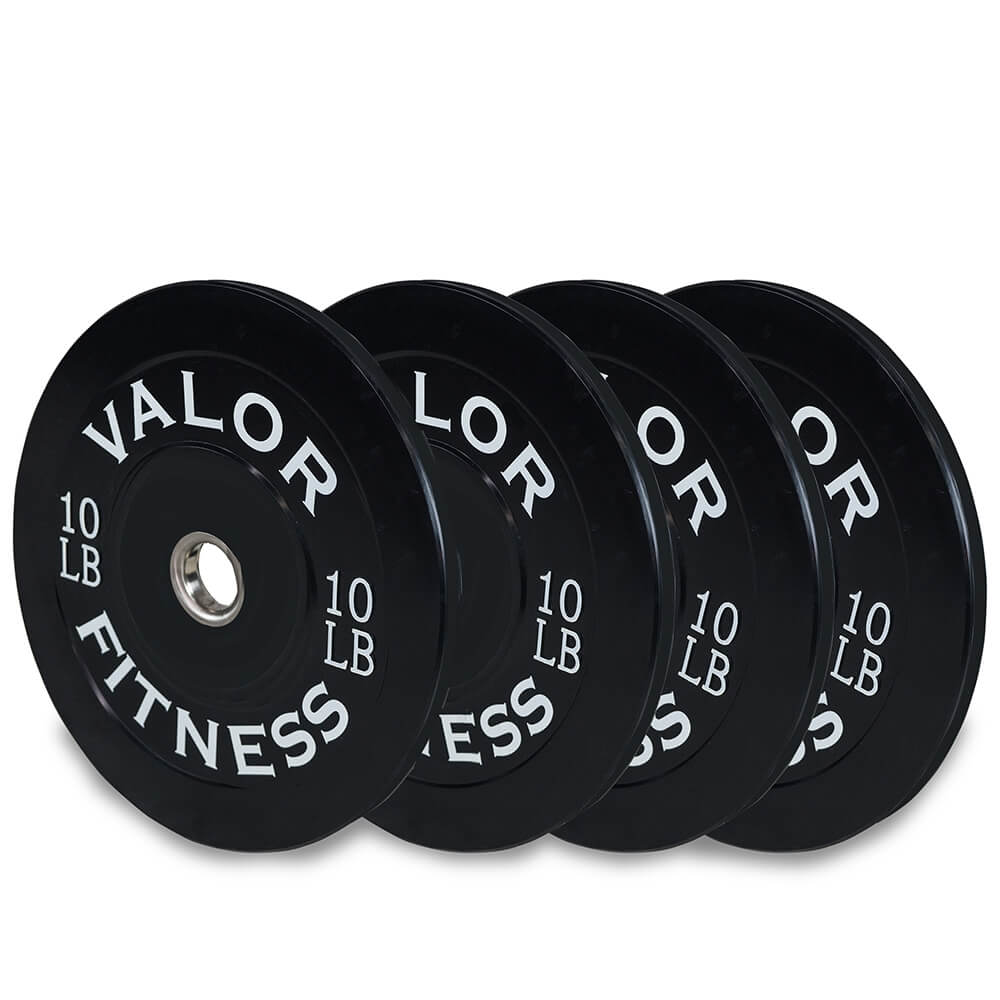 Valor Fitness Bumper Plates BP 10lb
