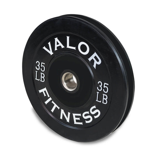 Image of Valor Fitness Bumper Plates BP 35lbs