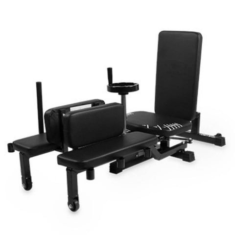 Image of Valor Fitness CA-30 Leg Stretch Machine Close Up