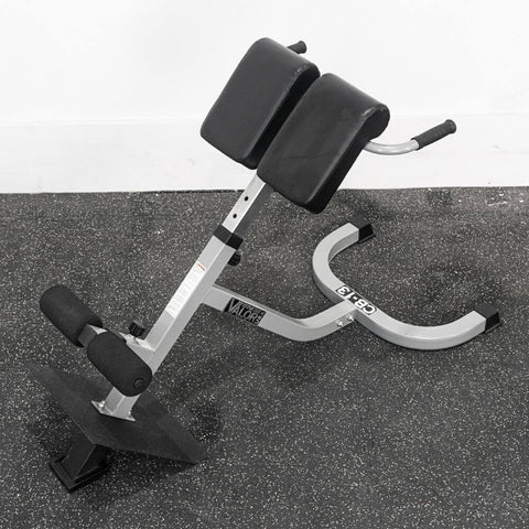 Valor Fitness CB-13 Back Extension 3D View