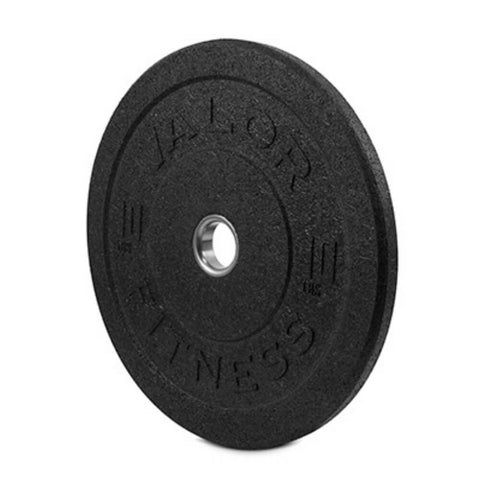 Valor Fitness HT Bumper Plates BPH 10 Lbs 3D View