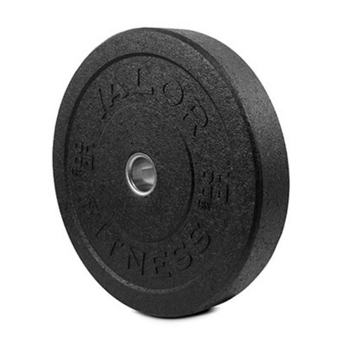 Valor Fitness HT Bumper Plates BPH 35 Lbs 3D View