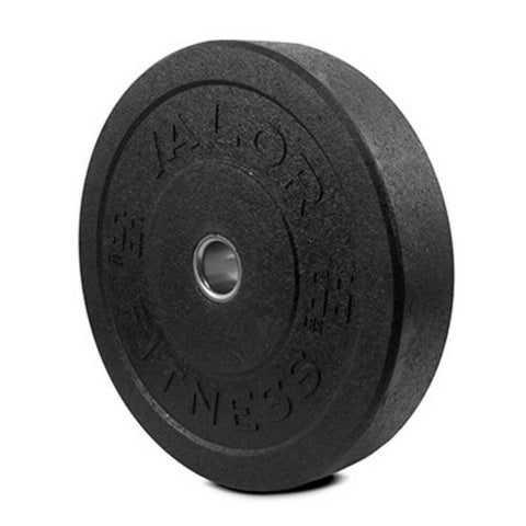 Valor Fitness HT Bumper Plates BPH 55 Lbs 3D View